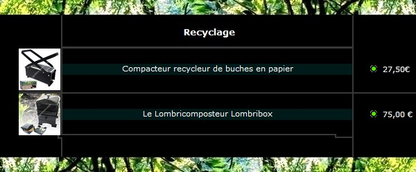 Recyclez tout avec Shopeco