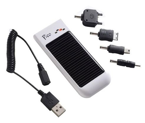chargeur solaire pico freeloader